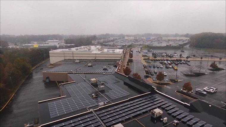 Rooftop Solar Farms