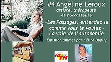 IDFM98 01-02-2021 Angéline Leroux La voie de l'autonomie