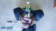Pediatric Vacuum Spine Board