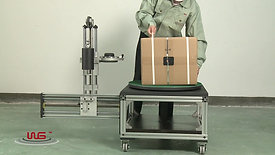 Secure Wrap Banding Machine