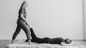 Partner Connect: Stretch,Stretch, Stretch  Hips/Legs