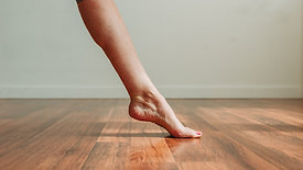 Mindful Conditioning: Foot function 1