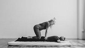 Partner Connect:  Back Body Smoosh: Lower Body