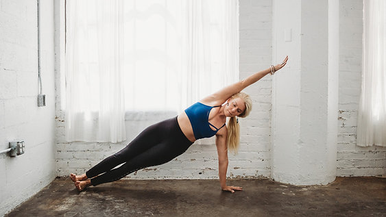 Mindful Conditioning:  Shoulder Stretch and Strength