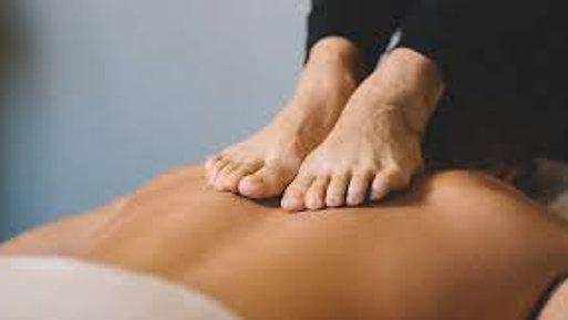 Partner Connect:  Back Body Smoosh Upper Body