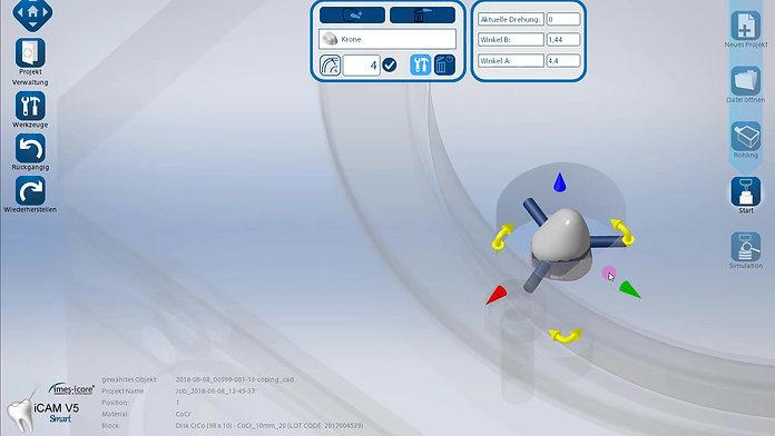 So geht's! iCAM V5 smart™: Grundlagen und Einstieg im CAM Programm Teil 1/2