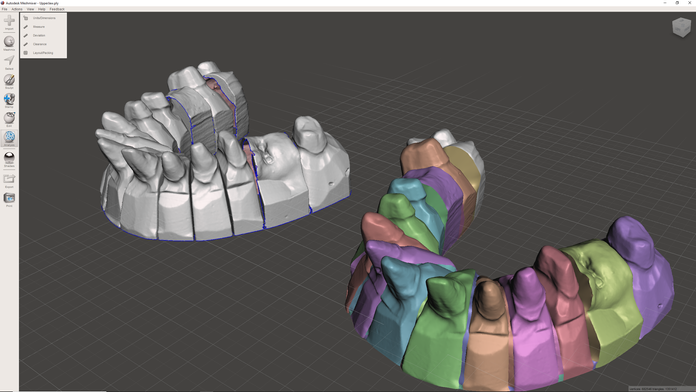 Sägeschnittmodellen für einen 3D-Druck vorbereiten