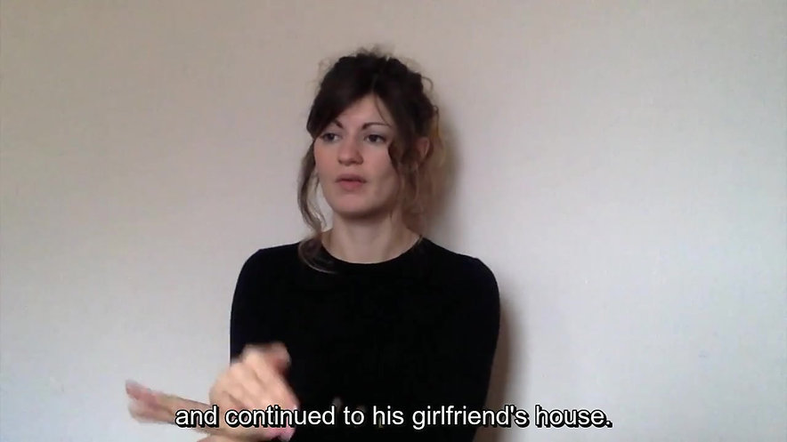 The Deal of a Lifetime- BSL, Voice, Captioned