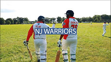 NJ Warriors Cricket Team. Copyright RJ FILMS