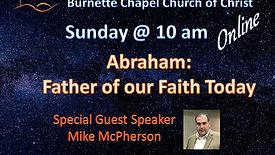 5/3/2020 Sermon