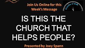 May 17,2020 Sermon