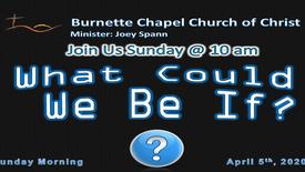 Sermon 4-5-2020
