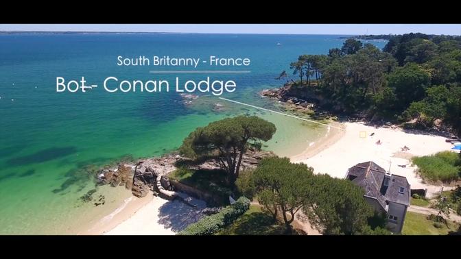 © Bot Conan Lodge - Fouesnant - Bretagne
