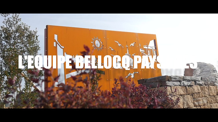 Bonne Année 2020 BELLOCQ PAYSAGES
