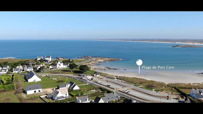 Chantier bord de mer à Penmarc'h