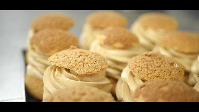 Le chou Paris Brest de la Boulangerie du Letty