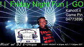 Friday Night Dance Party 9/25/2020