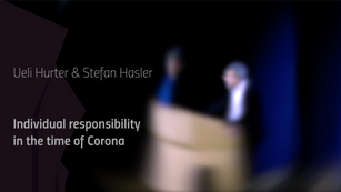 Individual responsibility on the time of Corona