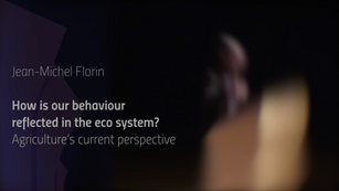How is our behaviour reflected in the eco system?