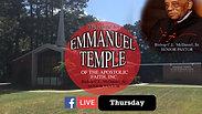 eTEMPLE Bible Class at Emmanuel Temple