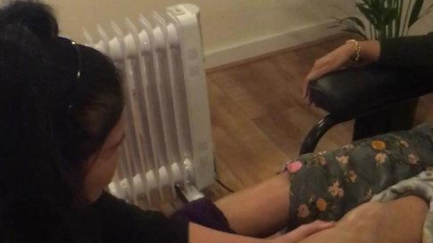 Tradtional Thai Foot Massage
