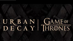 Game of Thrones Collection: Urban Decay