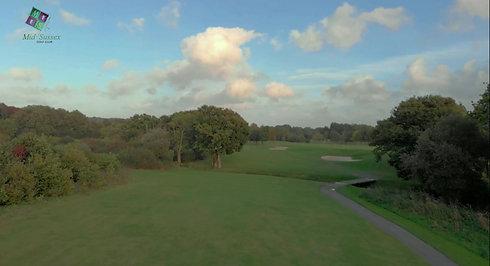 Drone Golf Club PromoHD
