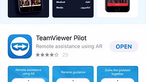 Augmented Reality Support