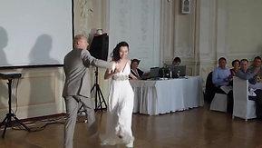 Магия свадебного танца - постановка от Tango Jam Club