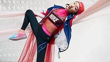 Nike Women 周冬雨