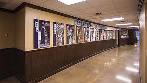 Renovation of ORU's basketball offices