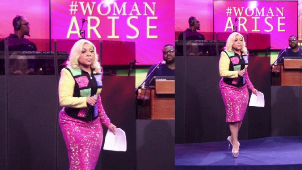 Woman Arise 2020