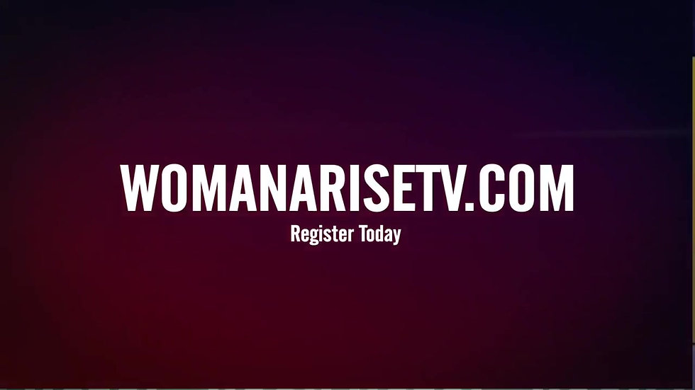 Woman Arise Conference 2020