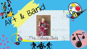 Mrs. Elsey- Art & Band