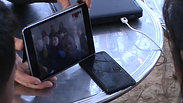 5. Skypen met Belgische studenten in de klas 01/19
