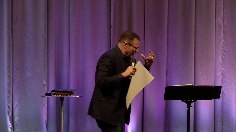 Guest Speaker | Pat Schatzline 11.17.19