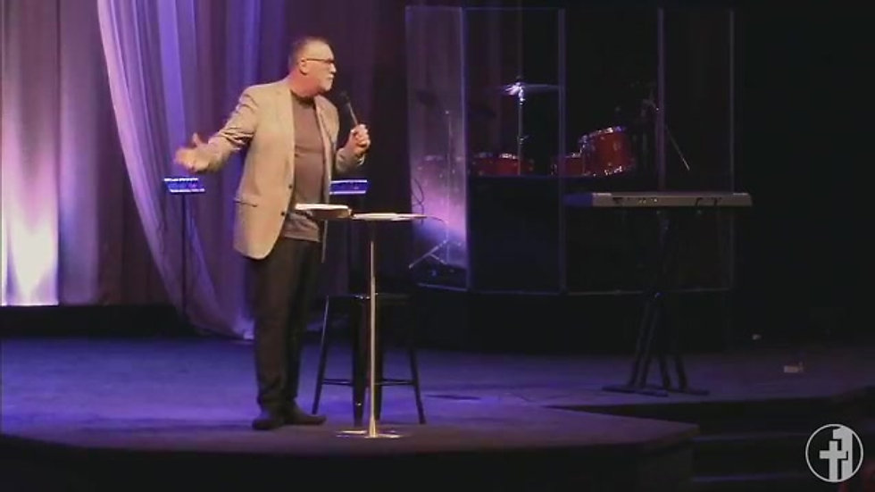 Pastor Mark Short 7.26.2020