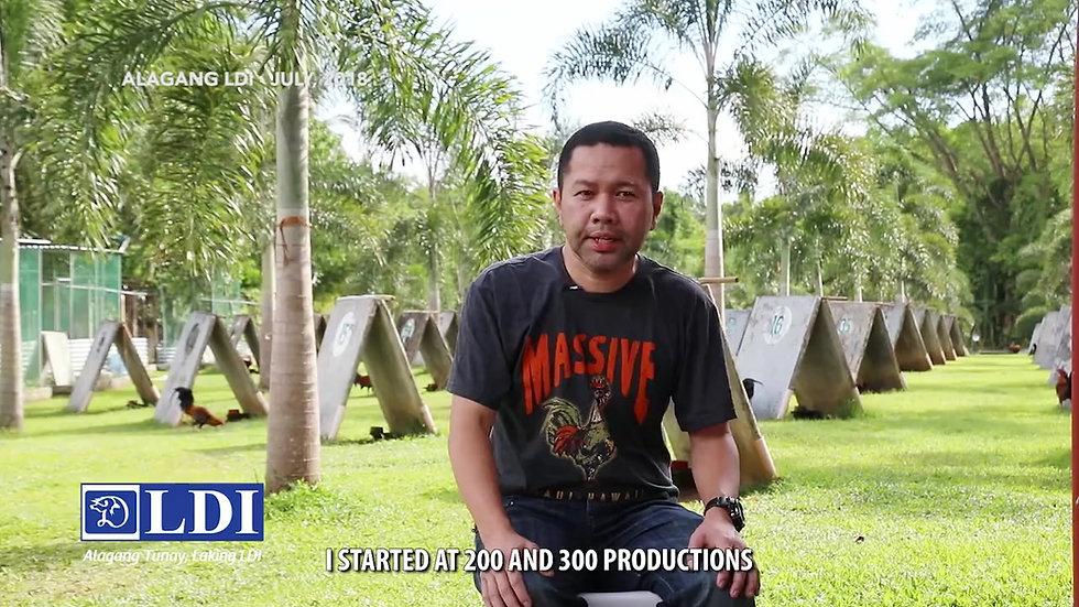 Alagang LDI Panalo To si Gerry Espina Jr. February 14, 2021