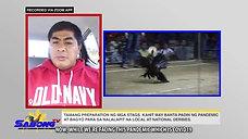 Alaga Tips sa Manok Sabong with Vet Ni Juan November 15, 2020