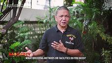 Doc Jun on Material at Battle Cross Breeding May 30, 2021