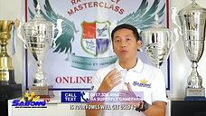 Bakit Di Nauubos ang Pagkain ng Manok Sabong with Atty. Ryan November 15, 2020