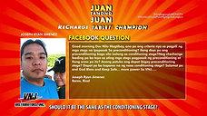 Vet Ni Juan on Feeds at Preconditioning June 27, 2021