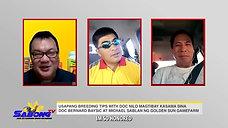 Usapang Sabong with Doc Nilo at Bernard Baysic with Michael Sablan November 22, 2020