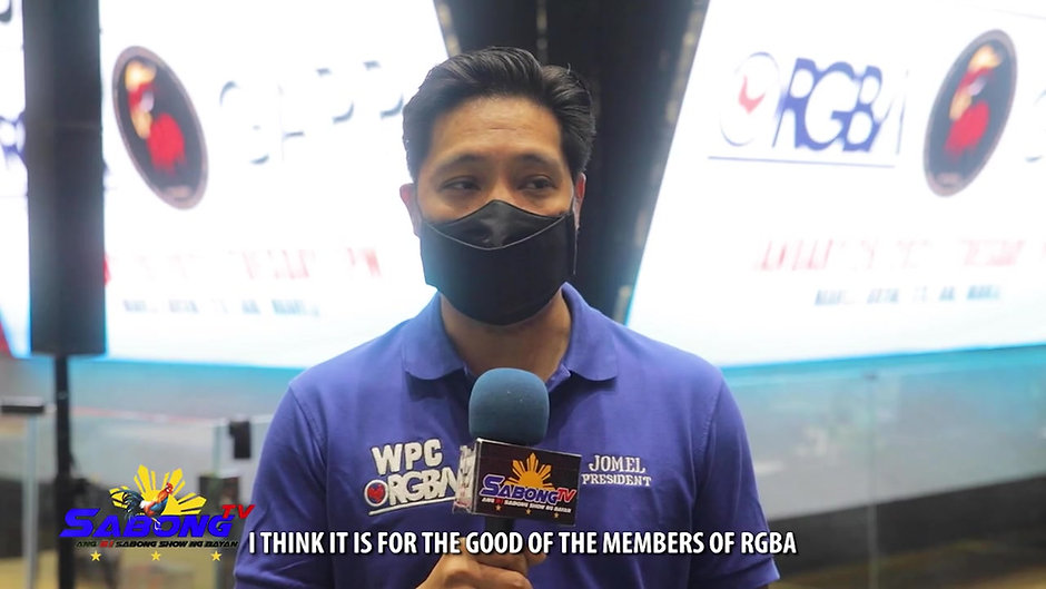 SabongTV Special sa RGBA 2021 Press Conference January 31, 2021