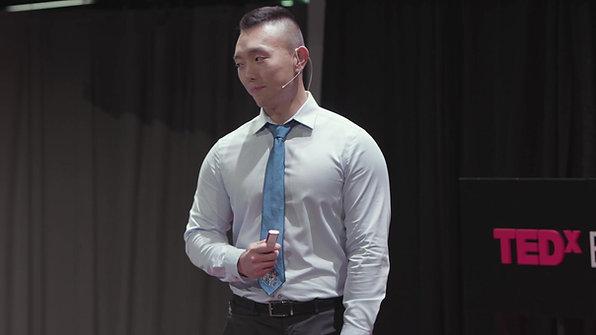 TEDx Talk - Marshall Chang - AICM CIO