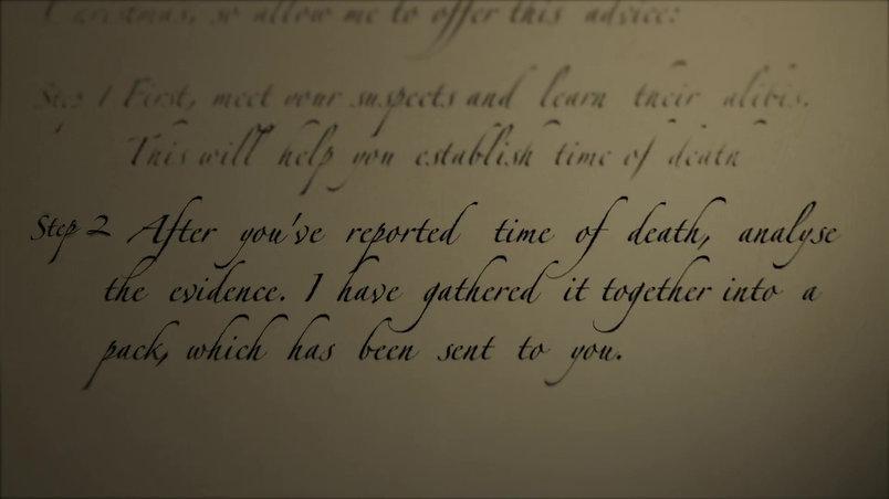 A Letter from Sir Robert