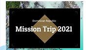 2021 Mission Trip