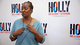 Holly J. Mitchell for LA County Supervisor