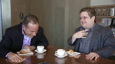 Comedians In Cars Getting Coffee with Patton Oswalt