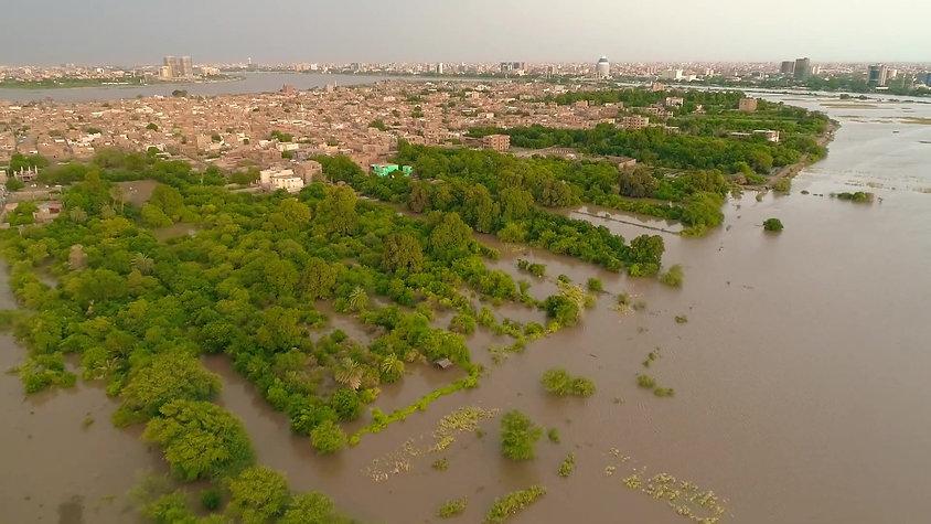 Floods, Khartoum, 30.08.2020